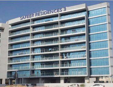 Building in Dubai Residence Complex