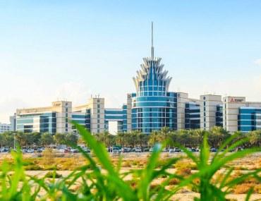 View of Dubai Silicon Oasis Authority