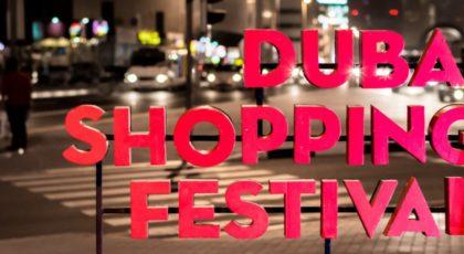Dubai Shopping Festival 2020-21