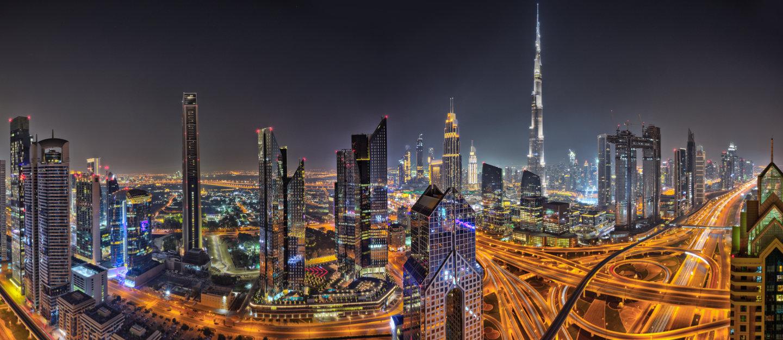 غينيس للأرقام القياسية في مدينة دبي
