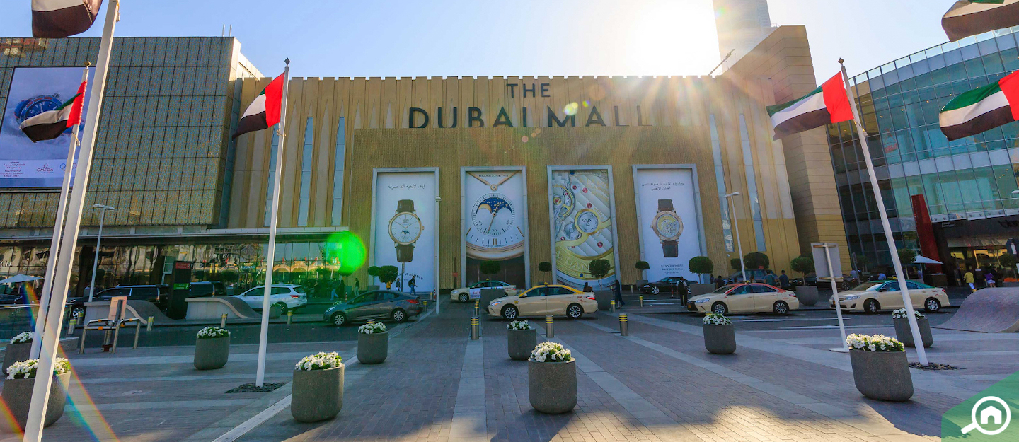 The Complete Dubai Mall Guide Shops Location More Mybayut
