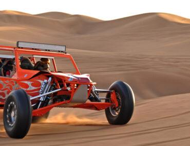 Dune buggy tours in Dubai