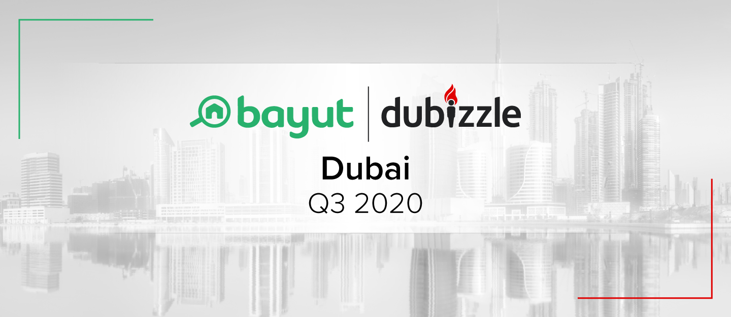 Bayut and dubizzle's report on property prices in Dubai
