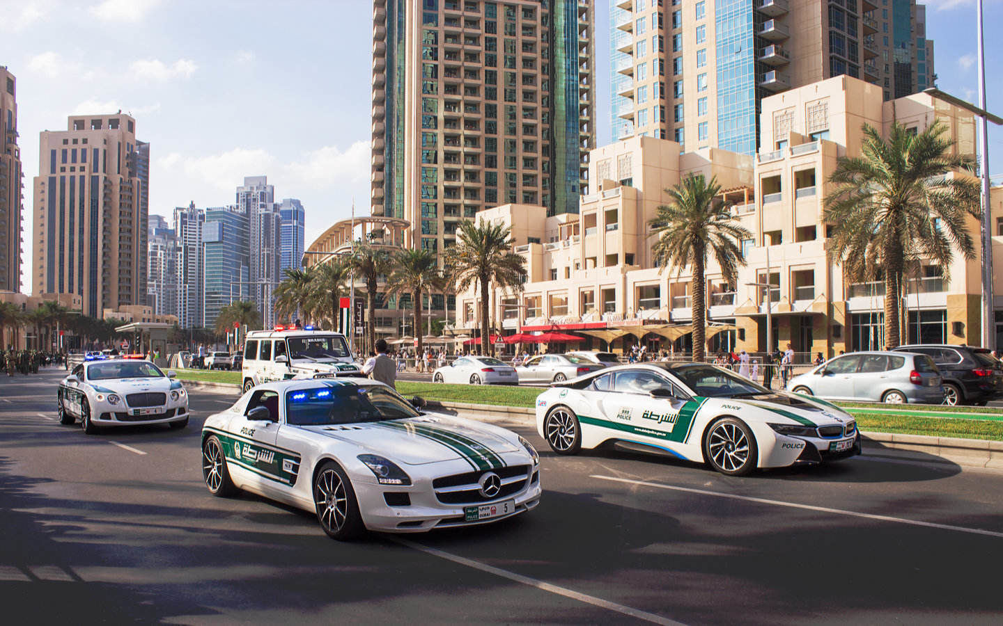Dubai Police holding events in Dubai in December
