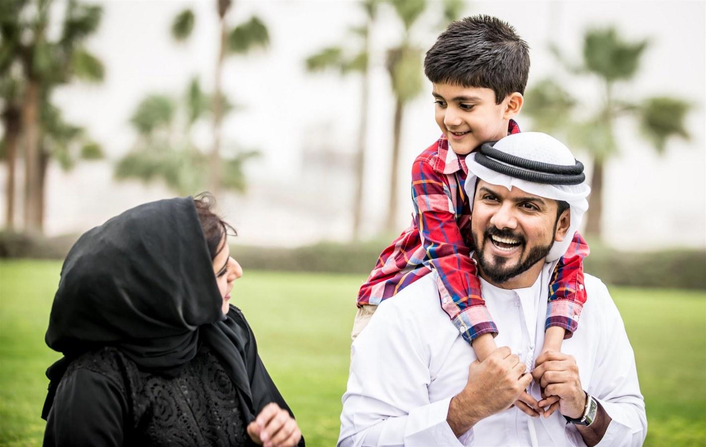 مهرجان أم الإمارات -أبوظبي