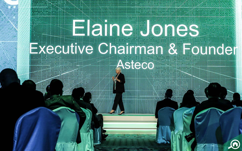Elaine Jones Asteco