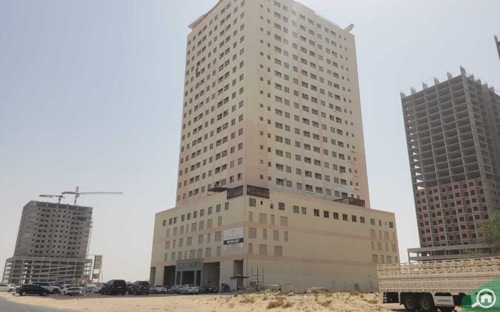 مدينة الامارات عجمان