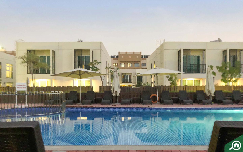 Emirates Oasis Villas - Compounds in Dubai for rent