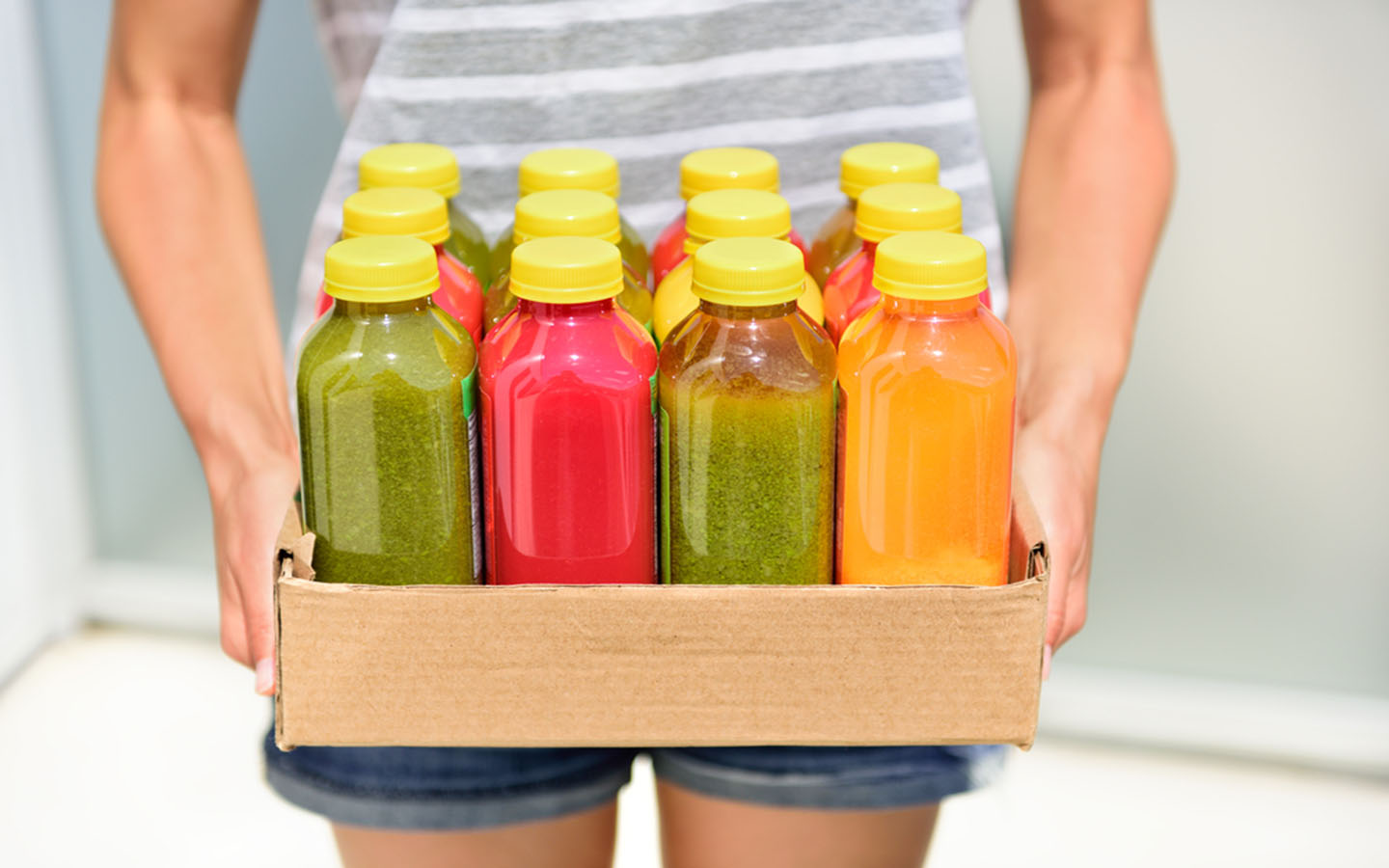 cold pressed drinks