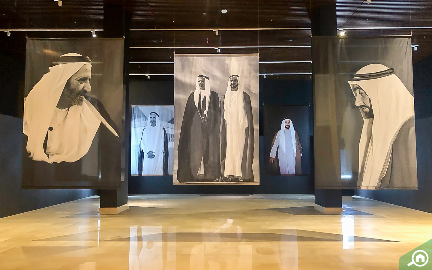 and inside look at the Etihad Museum in Jumeirah