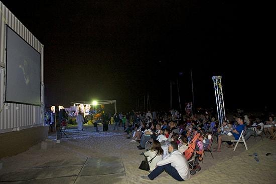 Bayut.com Recommends Etisalat Beach Canteen Cinema