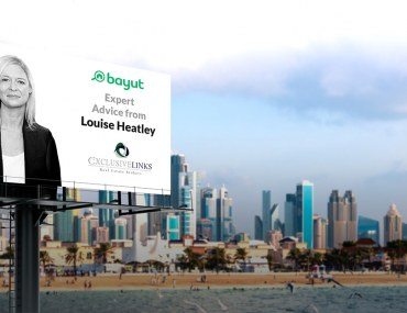 Louise Heatley, Managing Director at Exclusive Links Real Estate