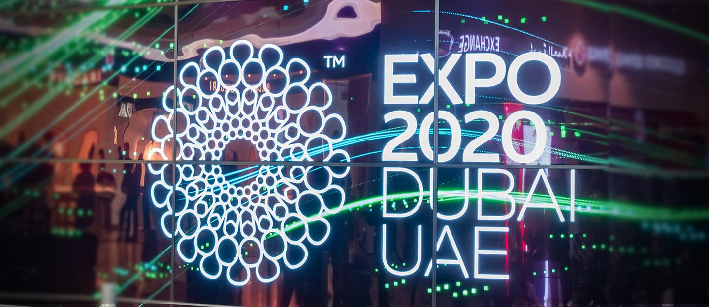 Dubai Expo 2020 countdown