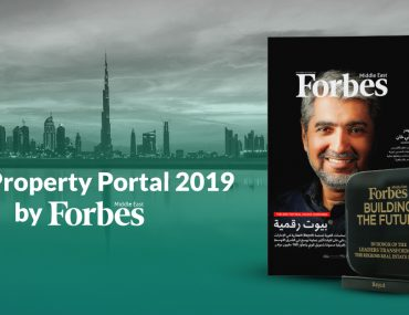 Forbes ME award for Bayut
