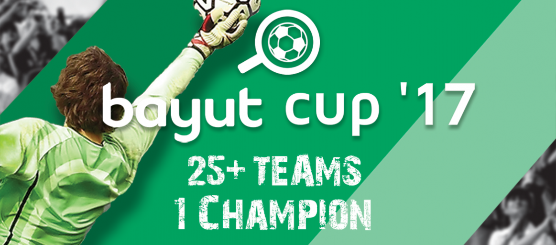 Bayut Football Cup