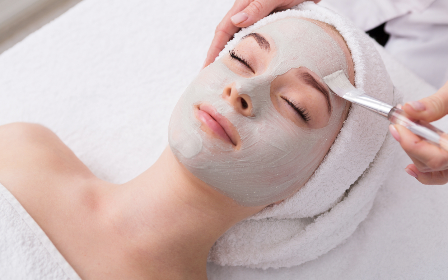 You can get a relaxing facial at Armada Spa and Wellness Centre