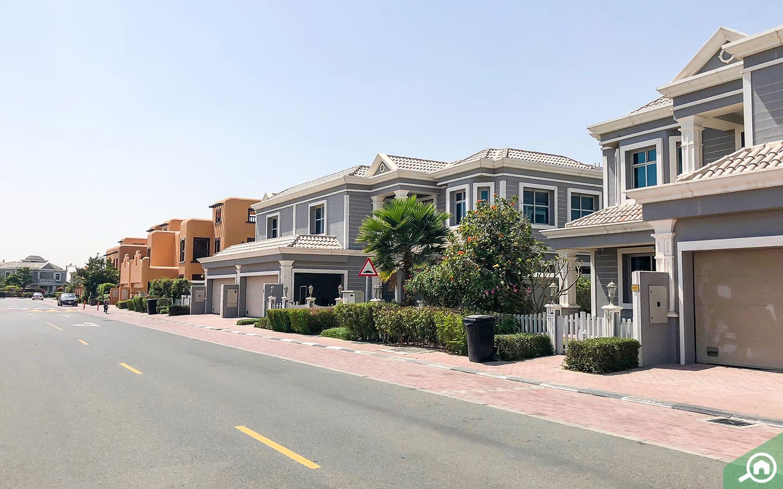 Dubailand - Villas for sale in the UAE