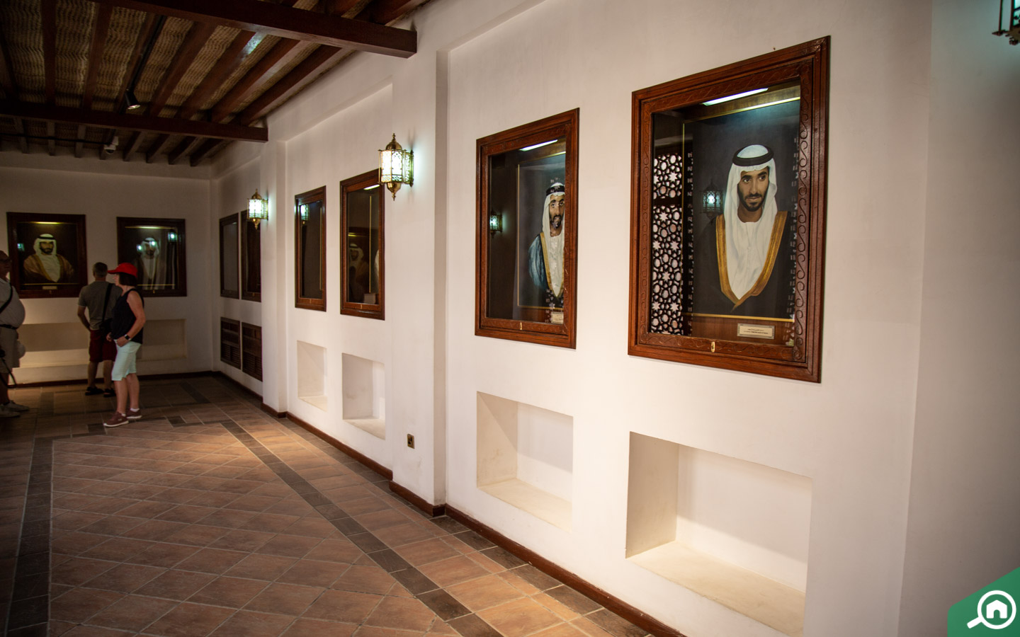 Family room in Al Ain Palace