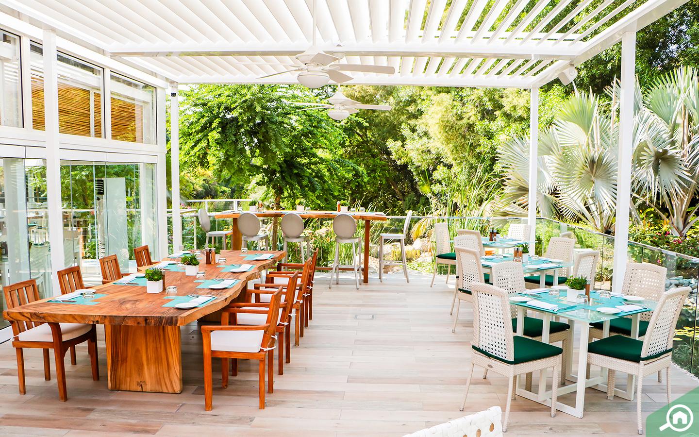Farm Restaurant, Al Barari