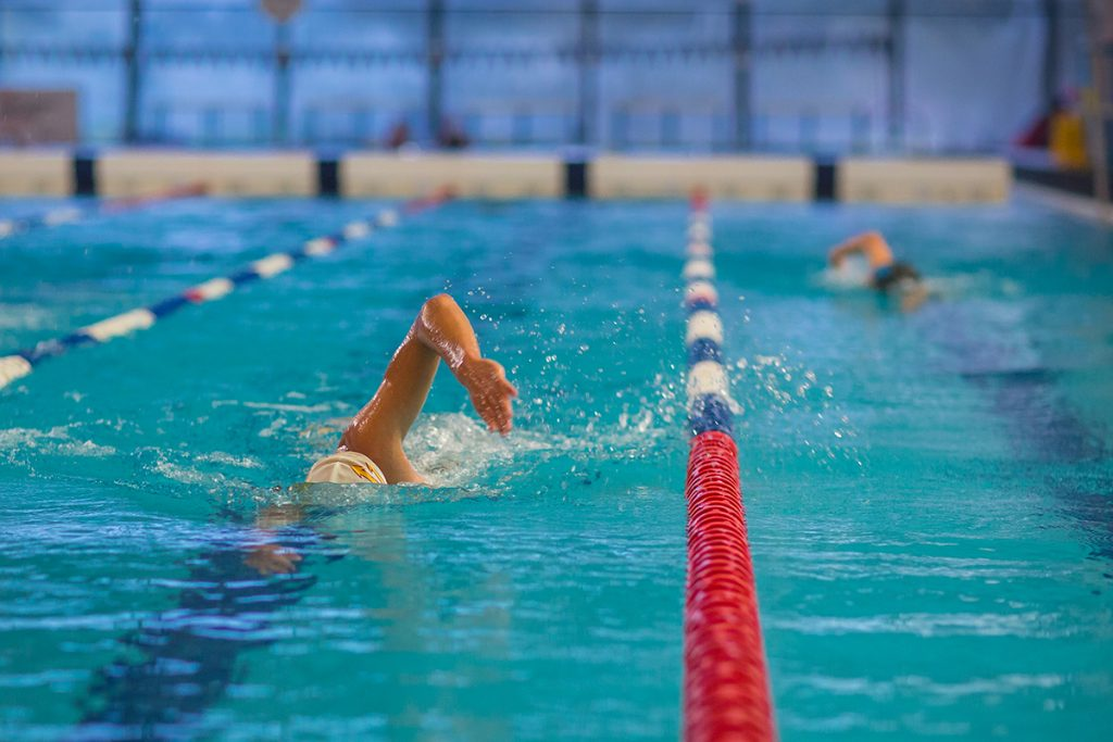 Twelve Epic Ways to Beat the Heat in Dubai this Summer: Swim in the Indoor Pool at Fit Republik in Sports City