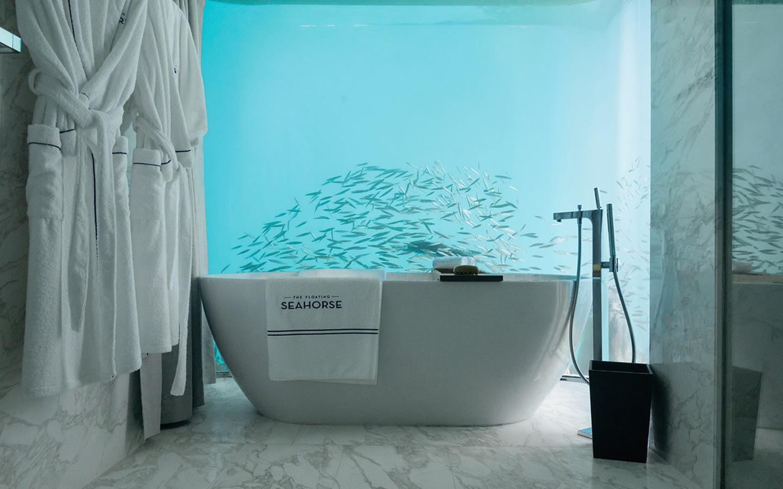 The Floating Seahorse Villas - Boldest Dubai Real Estate Project - Bayut