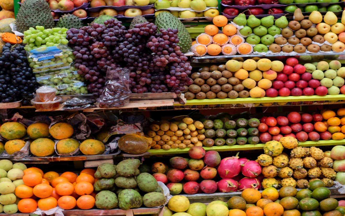 Fresh Produce at best supermarkets in Ajman