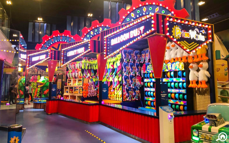 Fun Works in Yas Mall Abu Dhabi