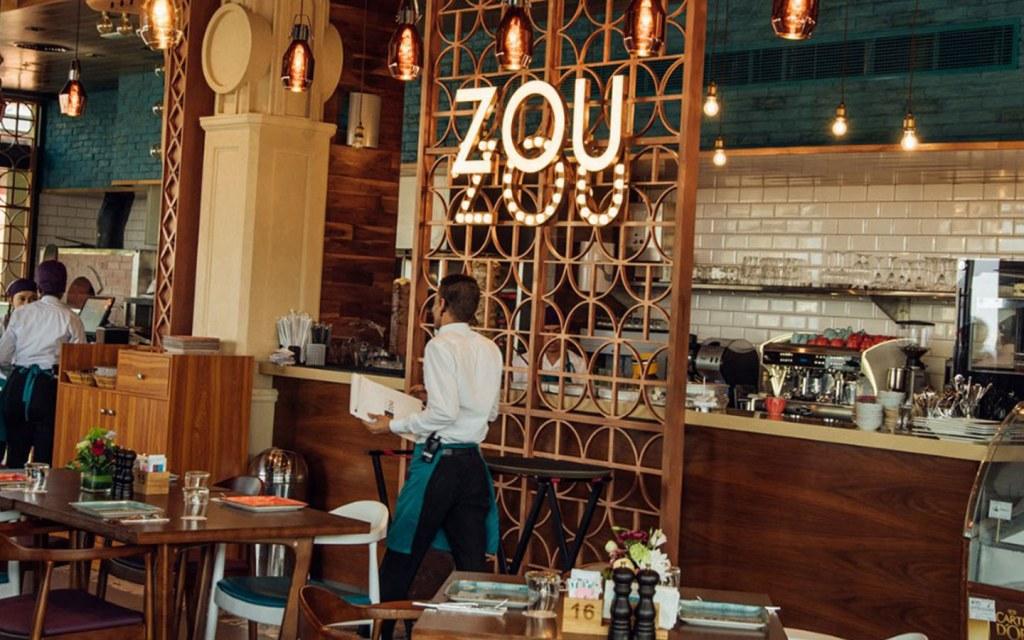 مطعم زوزو (حقوق الصورة محفوظة للموقع الرسمي للوجهة الترفيهية لامير)