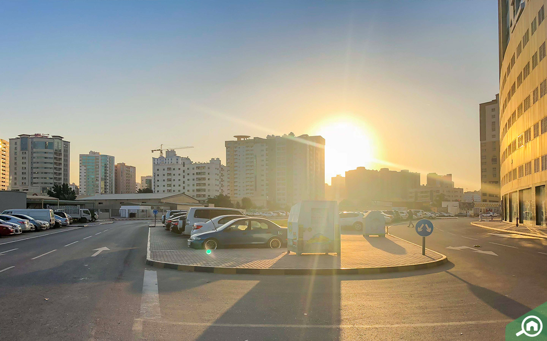 Garden City in Ajman