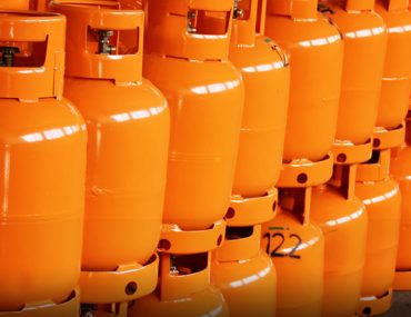 Cooking gas cylinders for delivery in Dubai