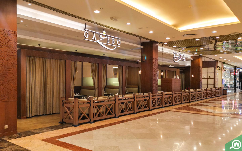 Gazebo Restaurant Khalidiyah Mall