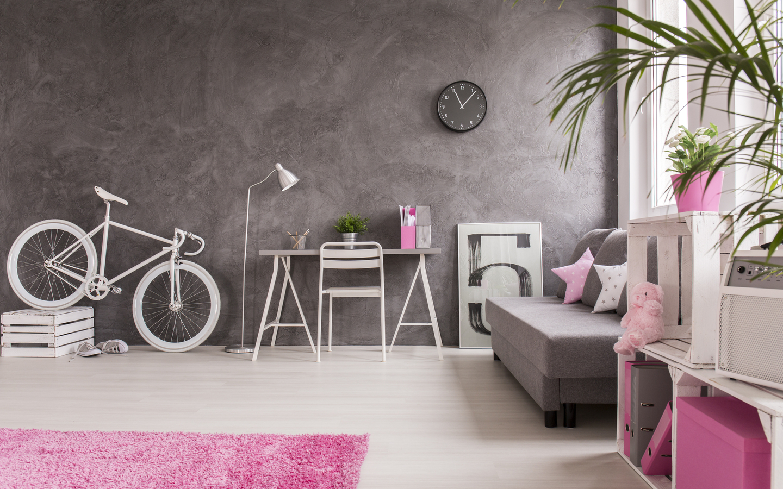 Gendered room theme