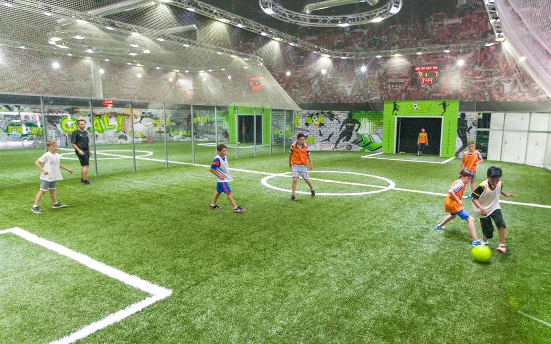 Goal Junior - Indoor Play Area in Dubai