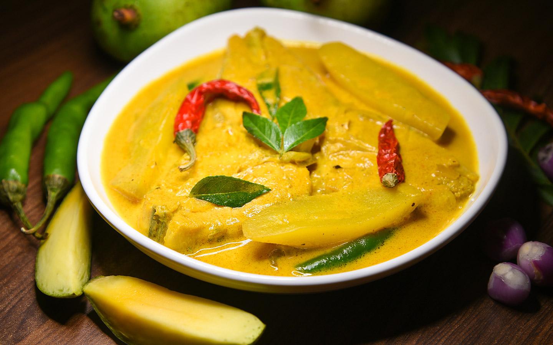 Goan Fish curry with mango