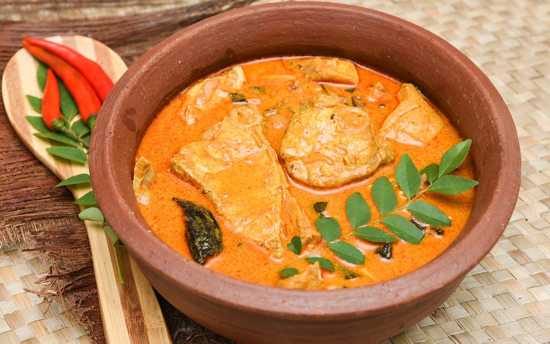 goan pomfret curry