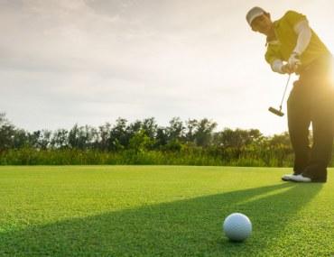 ملاعب الجولف في ابوظبي