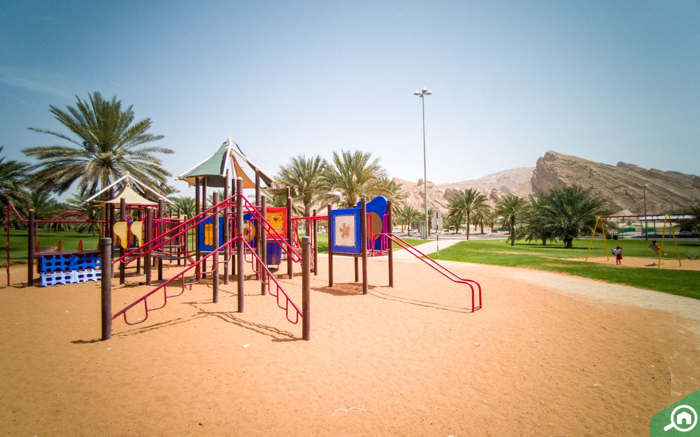 منطقة لعب للأطفال