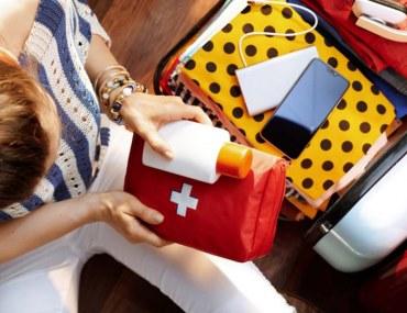 حقيبة إسعافات أولية
