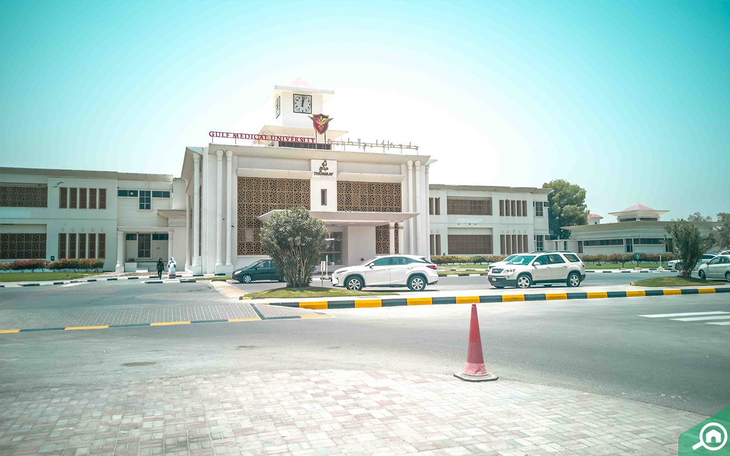 GMU is one of the best medical universities in Ajman