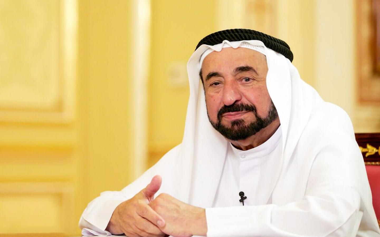 The Emir of Sharjah