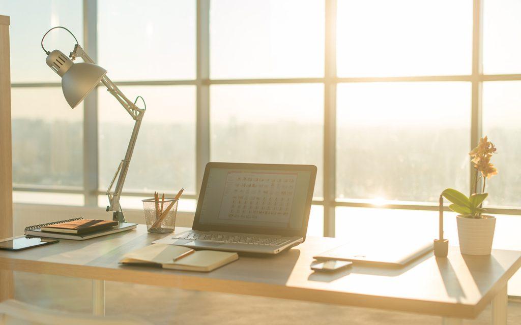 مكتب واشعة الشمس