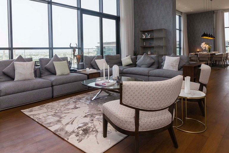 Buy a luxury apartment in Citywalk