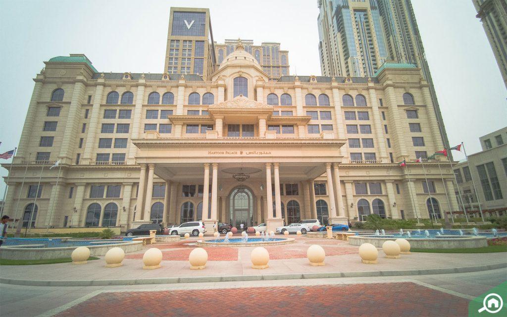 Habtoor Palace, Al Habtoor