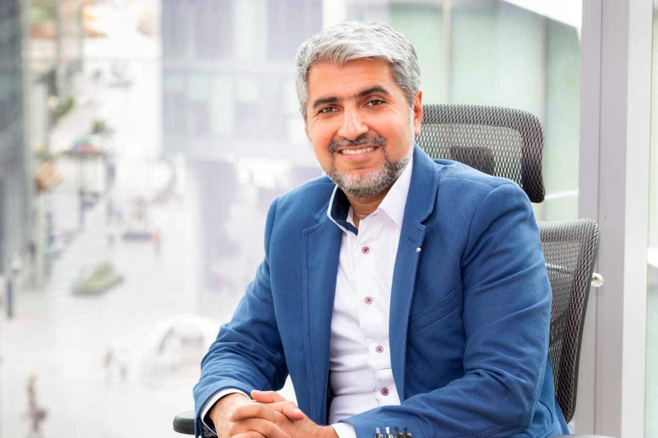 السيد حيدر علي خان، الرئيس التنفيذي لموقع بيوت.كوم العقاري