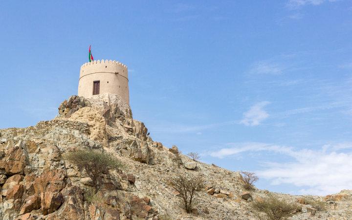 Hatta Fort - attractions in Hatta