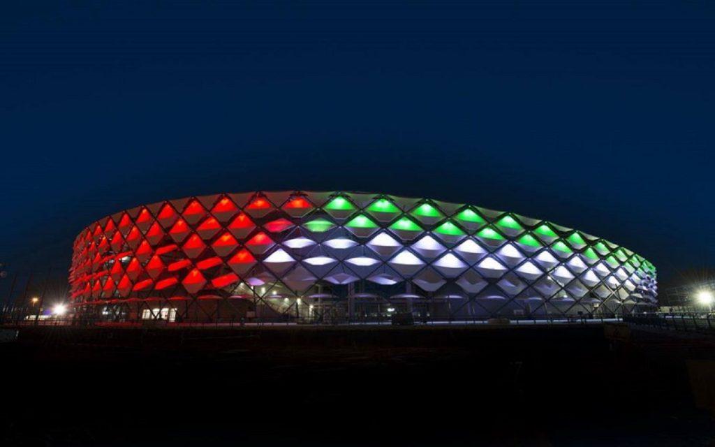 Hazza bin Zayed Stadium Al Ain