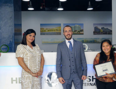 Henry Wiltshire team with Bayut for Agency of the Month Abu Dhabi for July 2020