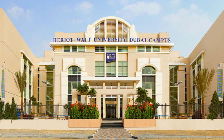 Heriot watt campus