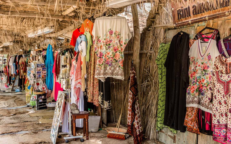 Shop at Abu Dhabi Heritage Village