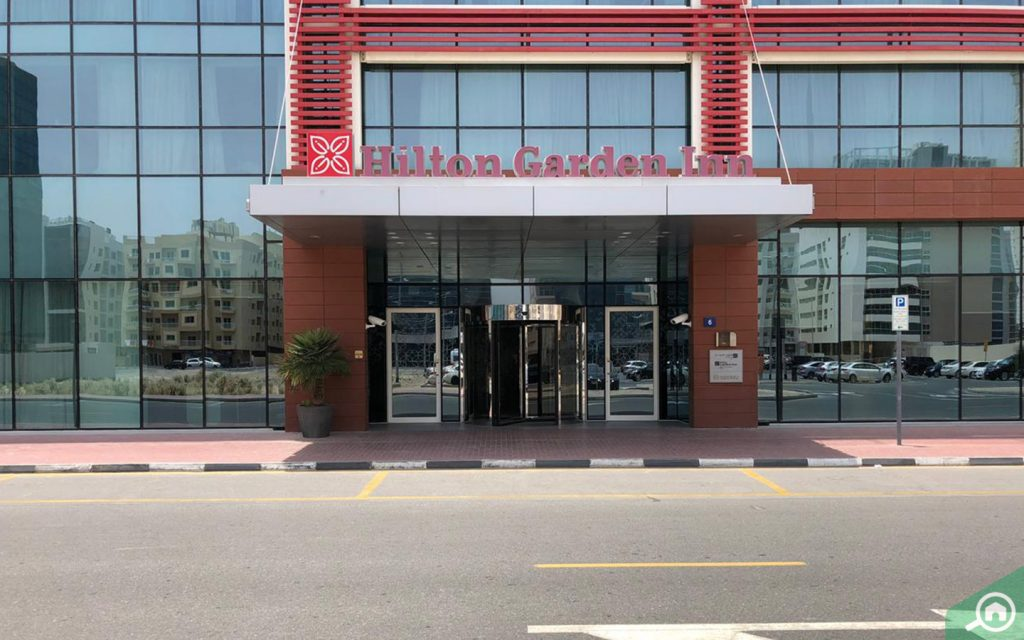 Hilton Garden Inn, Al Barsha